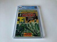 SUPERNATURAL THRILLERS 9 CGC 9.8 WHITE PAGES LIVING MUMMY PHARAOH MARVEL COMICS
