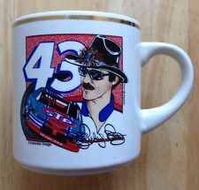 1992 Richard Petty #43 Stp Car Nascar Coffee Mug, Vintage