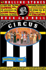 The Rolling Stones Rock And Roll Circus DVD