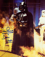Dave Prowse (Star Wars) signed authentic 8x10 photo COA