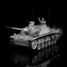 HengLong 1/16 Scale Winter Snow German Stug III F8 RTR RC Tank Plastic Ver 3868