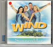 (GK330) Wind, Sonnenklar - 2001 CD