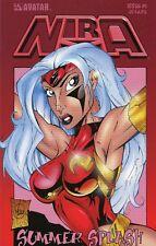 Nira X Summer Splash #1 VF+ 8.5 Avatar 1999 See My Store