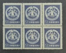 nystamps Taiwan China Stamp # 1101 Mint NGAI H $105