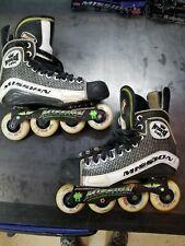Mission Wicked Light Roller Hockey Skates- Rare