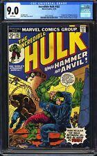 Incredible Hulk 182 CGC 9.0