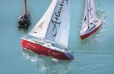 Jamara Atlantique 2CH RTR Remote Control Sailing Boat 27 MHz  RC