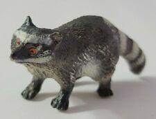 "Aaa Animal Figure Wildlife Mammal Raccoon Standing 3"" Long"