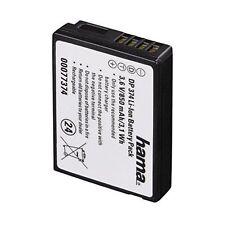 Oficial Hama Dp 374 Li-ion Batería Panasonic Lumix cámaras digitales 3.6 v/850mah