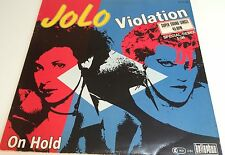 Jolo / Violation & On Hold - 1984 - Super - Sound - Singel / 45 RPM
