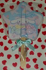 New Sanrio Cinnamoroll Star-shaped Notepad Lollipop style! Really cute!