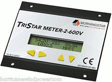 Morningstar TS-M-2-600V TriStar Digital Meter for TriStar Controllers