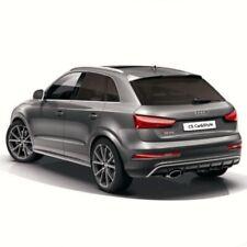 Tönungsfolie passgenau schwarz 85% Audi Q3 2.Generation (F3) 08/2018-