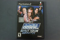 Playstation 2 PS2 Game Lot Bundle Of 4 Smackdown, NFL2k5, Tony Hawk, Civil War