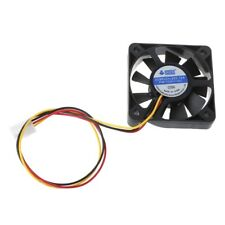 Mini DC 12v 50mmx50mmx10mm 3pin Brushless Cooler 9-blade Blower Cooling Fan 5010