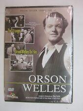 Orson Welles: The Stranger/Orson Welles on Film (DVD, 2000) BRAND NEW  SEALED