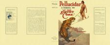 Burroughs, Edgar Rice. PELLUCIDAR facsimile dust jacket  1st  McClurg edition