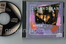 DURAN DURAN Arena JAPAN CD CP35-5009 '83 1st issue 8A6 BLACK TRIANGLE Free S&H