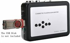 EZCAP 231 Portable Cassette to MP3 Format Converter Save to USB Flash Drive USB