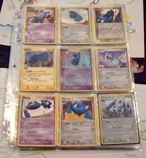 Pokemon Card/Tarjeta 6 Beldum, 2 METANG, 1 METAGROSS Cards, so COOL!!!