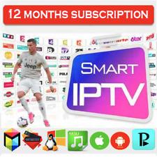 IP*TV Smarters Pro Abonnement 12 mois(✔️M3U✔️SMART TV✔️ANDROID✔️MAG) 🔥HD FHD 4K