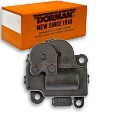 Dorman Main HVAC Heater Blend Door Actuator for Chevy Impala 2004-2013 - oi
