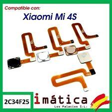 Button Home Flex Cable For Xiaomi Mi 4S Reader Fingerprints Main Central