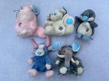5 Blue Nose Friends Soft Toys