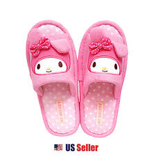 Sanrio My Melody Room Slipper for Adult (ONE SIZE) : My Melody 2