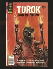 Turok Son Of Stone # 113 VF Cond.