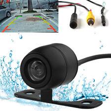 170°Car Night Vision Rear View Reversing Parking Backup Camera Cam Waterproof UK