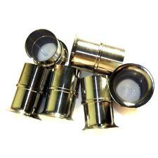6x Velocity Stacks air horn pipe trumpet slide in for WEBER 40 DCOE