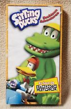 SITTING DUCKS - DUCKTOWN ADVENTURES Vhs Video Tape 2004 Animated Universal NEW