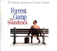 Compilation ‎CD 5 Track Sampler Taken From Forrest Gump The Soundtrack - Digipak