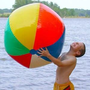 Jumbo 48 inch Beach Ball