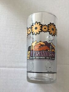 May 15, 2004 129th Preakness Pimlico Baltimore Mint Julep Collectors Glass