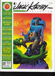 Jack Kirby Collector #20 TwoMorrows 1998 OOP