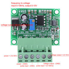 Frequency to Voltage 0-10Khz to 0-10V F/V Digital to Analog Converter Module Hot