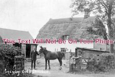 HF 317 - Chrishall Farm, Crawley End, Hertfordshire c1910 - 6x4 Photo