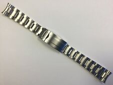 20MM SOLID OYSTER BAND BRACELET FOR ROLEX SUBMARINER WITH GLIDE LOCK