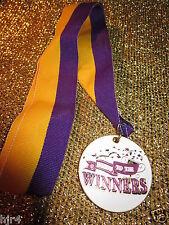 Arizona Fiesta Bowl Parade 1999 Marathon Running Racing Finisher Medal