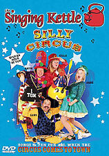Singing Kettle - Silly Circus (DVD, 2007) Uk Region 2