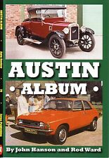 Book - Austin History A30 Cambridge 1100 1800 Maxi Allegro Maestro - Auto Review