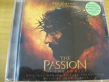 THE PASSION OF THE CHRIST O.S.T. CD MINT-  JOHN DEBNEY MEL GIBSON