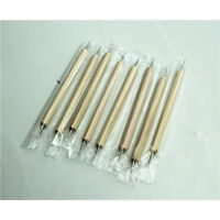 Leather Stylus Crossed Pen Leather Craft Tool Depict Pen Home Drawing DIY ToolA