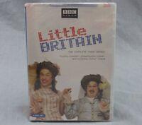 Little Britain DVD The Complete Third Series NEW Season 3 BBC Video Matt Lucas