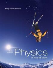 Physics: A World View (with CengageNOW Printed Access Card) (Available 2010 Tit