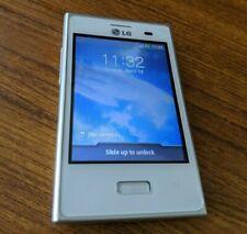 LG Optimus L3 E400 Android 2.3.6 pan de jengibre Móvil Smartphone Wifi Bluetooth