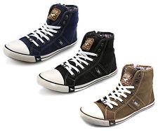 Mustang Herren Hi-Top Sneaker Freizeitschuhe Schuhe 4058504