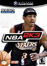 NBA 2K3 *RARE* GAMECUBE/WII GAME *NEW* AUS EXPRESS